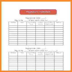 surgery schedule template payment schedule template anuvrat info