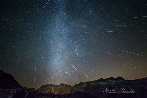 2015 Meteor Shower by See It 2015 Gemind Meteor Shower Photos Today S Image