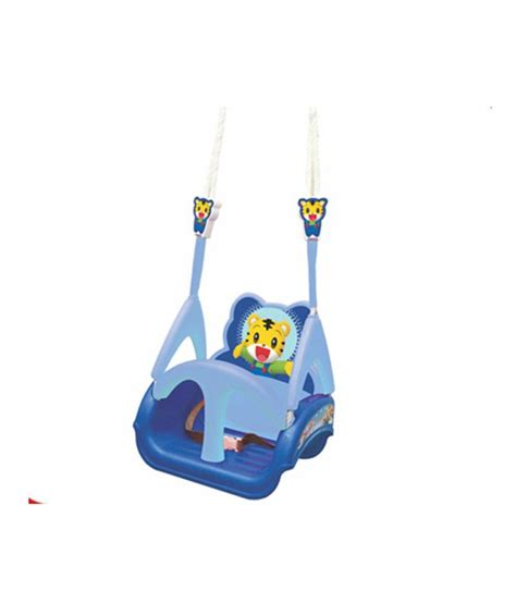 blue baby swing dash blue baby swing wave horn buy dash blue baby swing