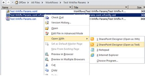 workflow xml bramer fu workflows with initiation parameters using
