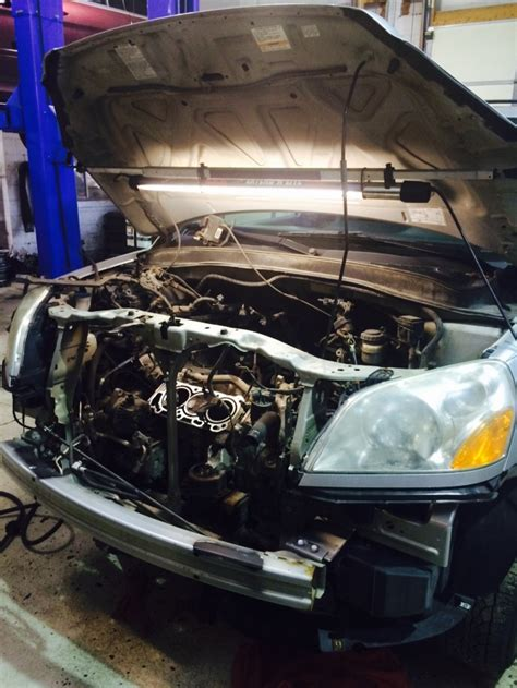 2005 honda pilot engine work covey s auto repair service
