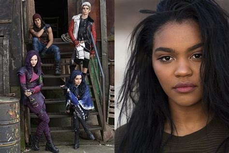 Liv And Maddie California Style by Descendants Sequel Adds China Anne Mcclain