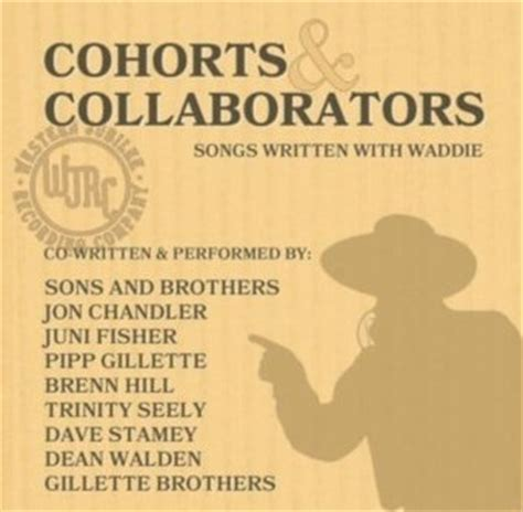 walden book store jubilee cohorts collaborators songs written with waddie cd