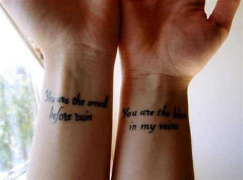 couple tattoo wrist 43 stunning wrist couples tattoos