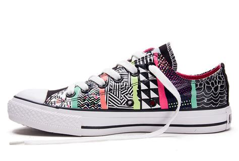 black pattern converse the lowest price low tops converse chuck taylor all star