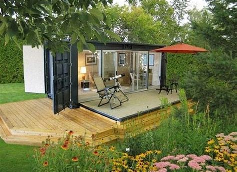 Flat Pack Homes Usa by Beautiful Garden House Designs Adding Leaisure Of Studio