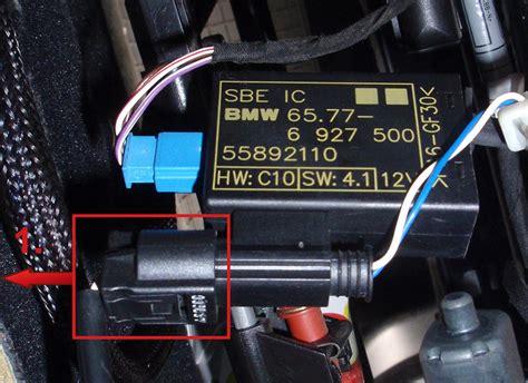 Mini 1 2 3 Air 1 Front Module passenger seat occupancy bypass mat sensor airbag emulator