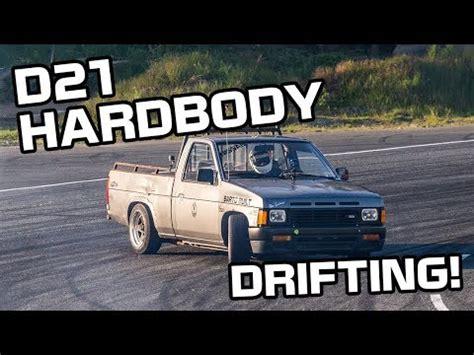 drift nissan hardbody nissan d21 hardbody at capital drift practice youtube
