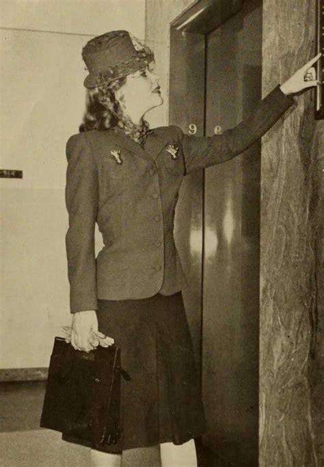 1940s Wardrobe by Fashion In 1940 Autumn Wardrobe Of The Glamourdaze