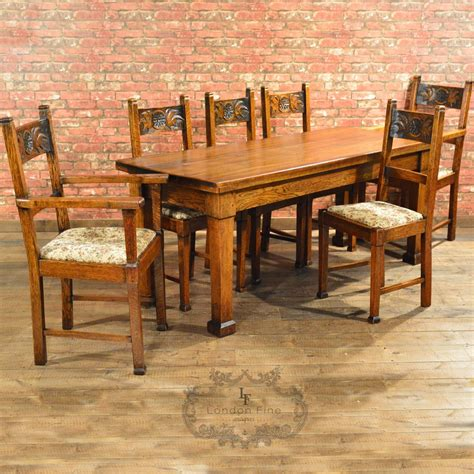 arts and crafts dining room set and crafts dining room set 100 arts and crafts dining room