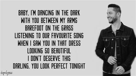 ed sheeran perfect beyonce lyrics perfect ed sheeran beyonc 233 boyce avenue acoustic