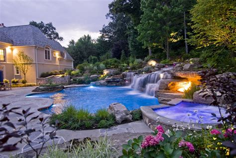 New Backyards by Swimming Pool Renovations Nj Pool Restoration Repair