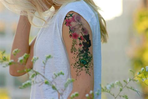 real looking temporary tattoos momentary ink lets you try out your before you