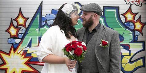 Hochzeitseinladung 50er Jahre by Rockabilly Hochzeit Eine Fotostory Zum Verlieben