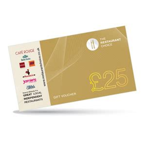 Restaurant Choice Gift Card - restaurant choice gift vouchers order up to 163 10k free postage