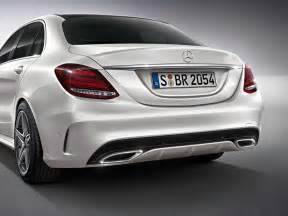 look at amg styling pack for 2015 mercedes c class