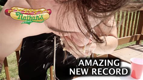 2017 nathan s contest 2017 nathan s contest new record