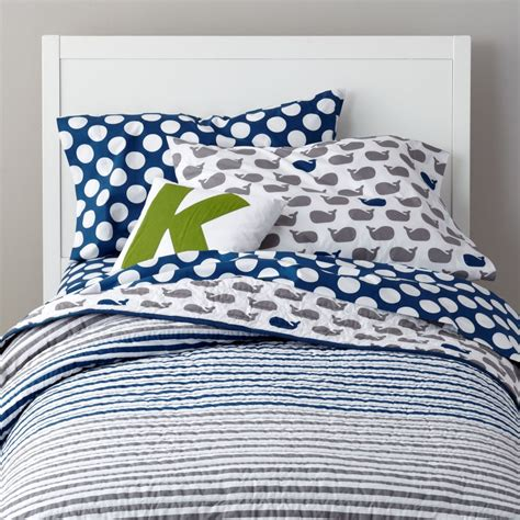boys coverlet boys bedding the land of nod
