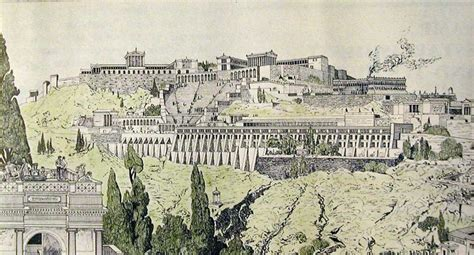 Wonderful Church Of Sardis History #5: Drawing_of_ancient_Pergamon.jpg