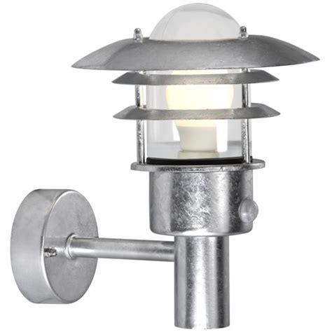 outside pir wall lights uk lonstrup outdoor pir light 7143 20 31 the lighting