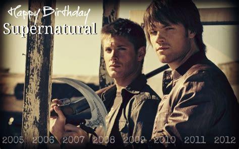 Supernatural Birthday Meme - happy birthday supernatural meme memes