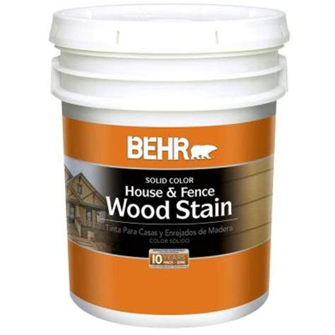 behr 5 gal base solid color house fence wood stain 03005 home design idea