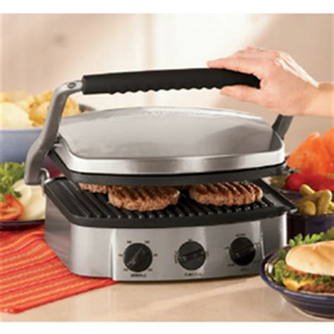 cucina panini grill cucina grill griddle findgift