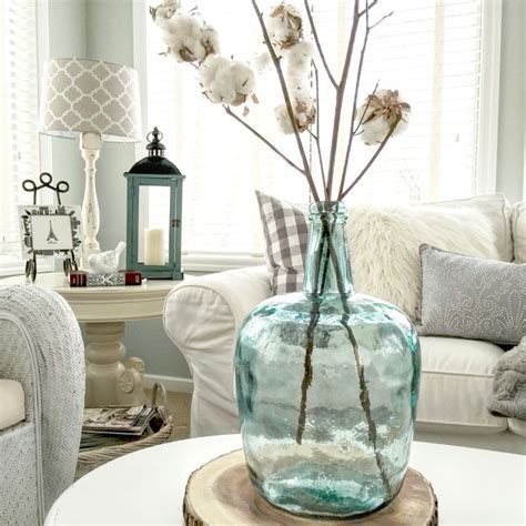 country chic cottage shabby chic modern living room peenmedia