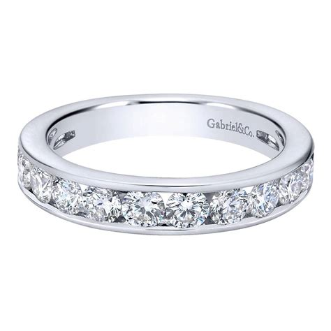 gabriel co engagement rings 1 52ctw band