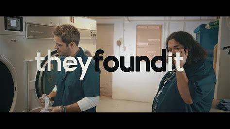 Where They Found they found it