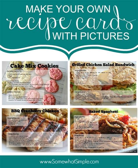 how to make your own recipe cards best 25 family cookbooks ideas on cookbook