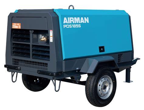 portable diesel air compressor 24 7 service support