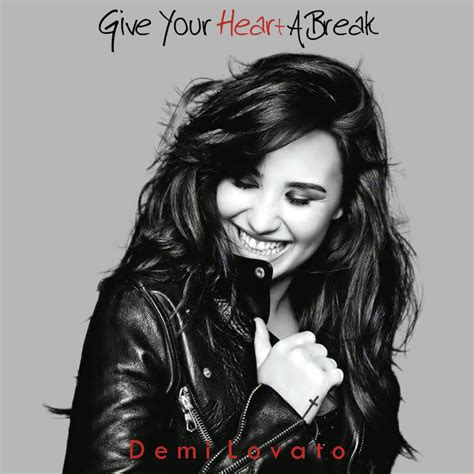 demi lovato album download deviantart give your heart a break demi lovato cover 2 by