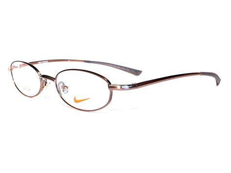 marchon nike vision titanium optical frame 6002 with loop