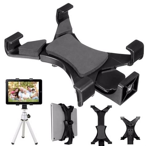 Tripod Weifeng Holder U Universal Superwide 4 0 Lens High Quality universal tablet stand tripod mount holder bracket 1 4 quot thread adapter for 7 quot 10 1 quot pad high