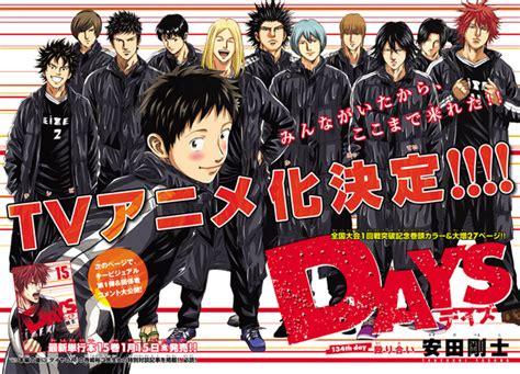 days anime mappa animar 225 el de days ramen para dos