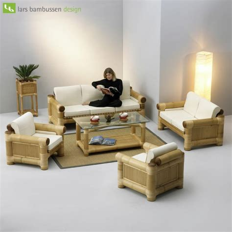 Bamboo Living Room Furniture Bamboo Living Room Sethome Designs