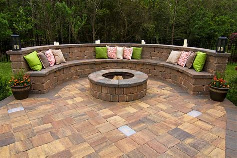 outdoor benches keystone retaining wall systems