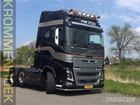 volvo fh 2016 price used volvo fh16 750 euro 6 retarder tractor units year