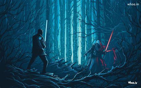 kylo ren wallpaper for mac star wars the force awakens kylo ren hd desktop wallpaper