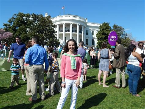 white house middle school roger ludlowe middle school student attends white house easter egg roll fairfield