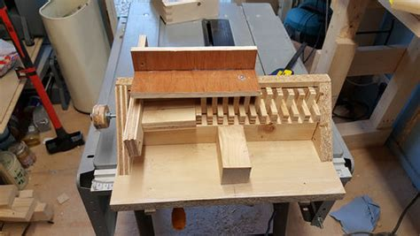 table saw box joint jig without dado table saw box joint jig best home interior