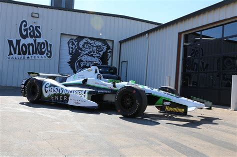 gas monkey cars 100th indy 500 will feature young star sage karam sage