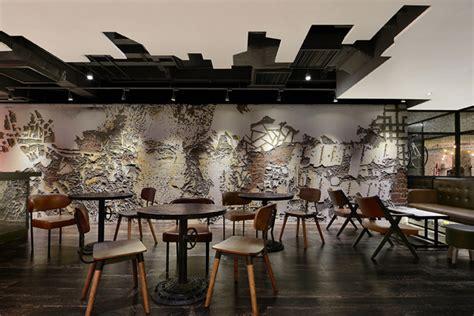 Design Cafe Hong Kong | urban bakery caf 233 by joey ho design hong kong china