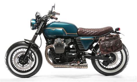 Moto Guzzi V7 by Custom Moto Guzzi V7 By Unik Edition Bikebound