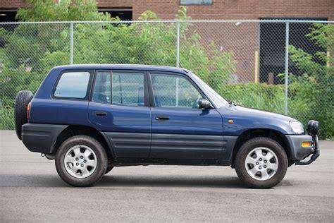 Toyota Rav4 1998 Price 1998 Toyota Rav4 Right Drive