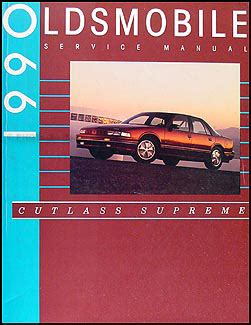 online auto repair manual 1992 oldsmobile cutlass supreme instrument cluster search
