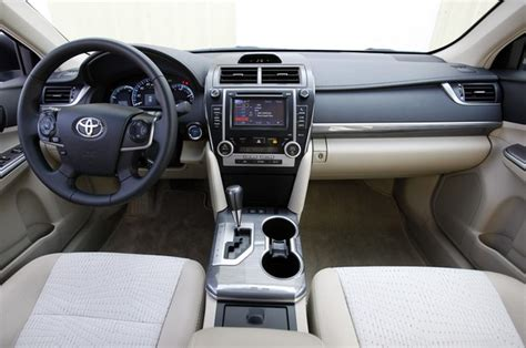 Toyota Camry 2012 Interior by 2012 Toyota Camry Hybrid Review Price Engine Interior