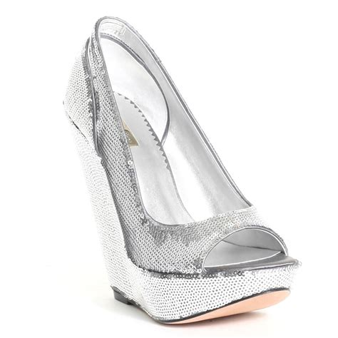 dolce wedge silver by report signature only 189 99