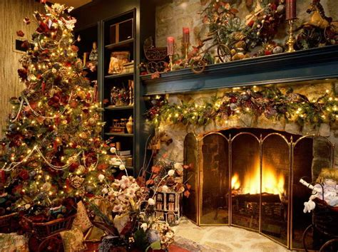 decoration classic christmas tree decorating ideas real